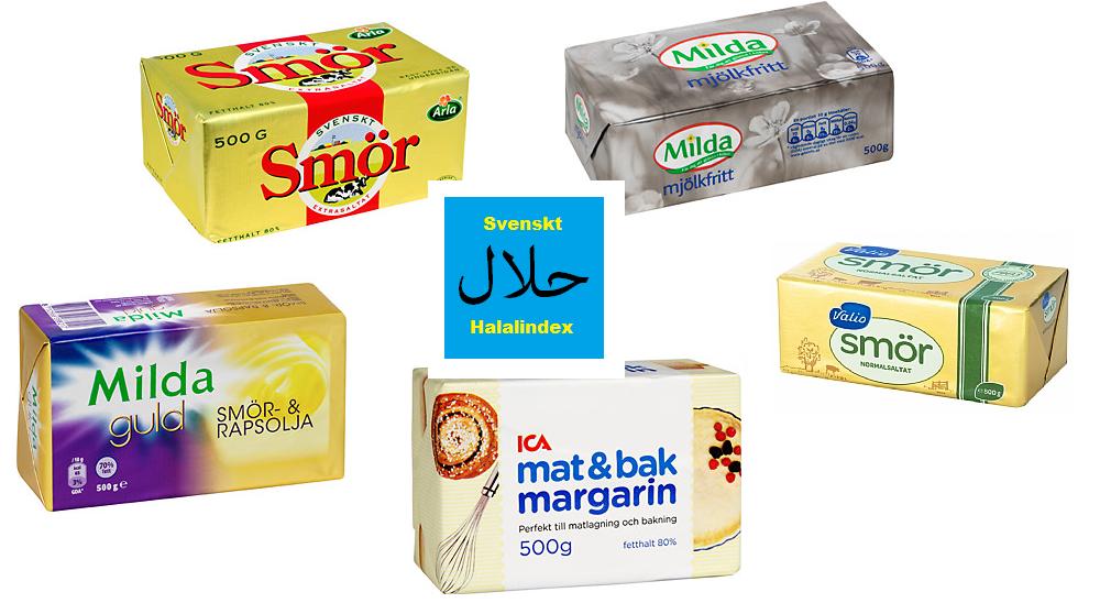 smör utan mjölk